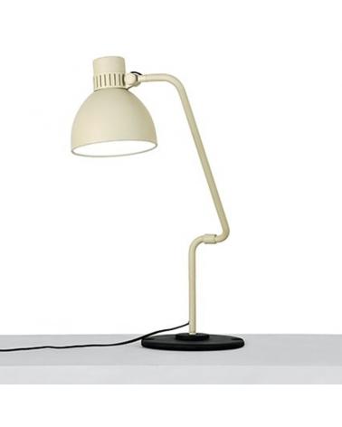 Lámpara de diseño de mesa articulada BLUX SYSTEM T40 pantalla de aluminio E27 11W