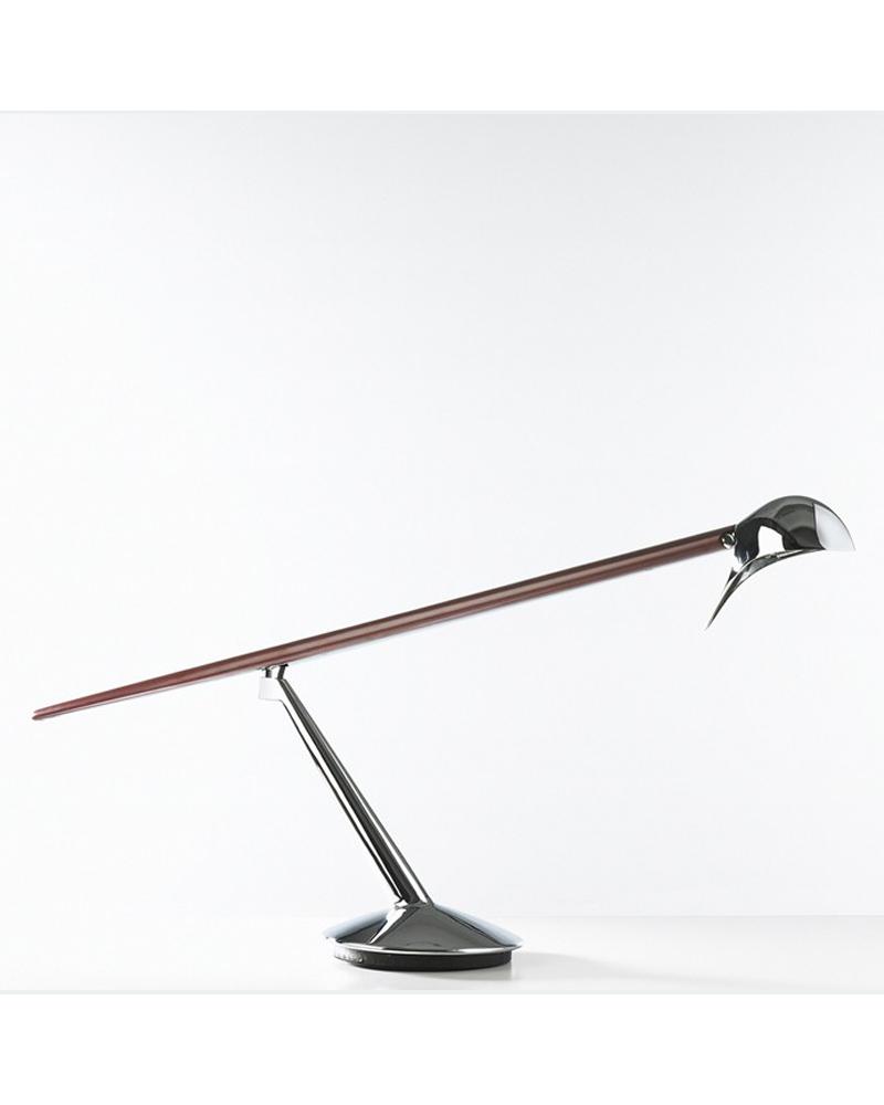 Design adjustable table lamp BLUEBIRD T LED aluminum lampshade 6.3W 3000K