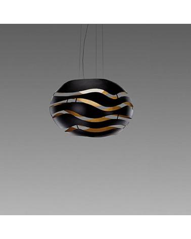 Lámpara de diseño de techo TREE SERIES S50 LED 19,5W 3000K pantalla de aluminio