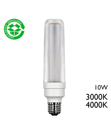 Tubular bulb PL LED E27 10W