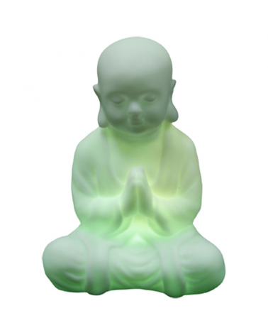 Decorative table lamp in the shape of Buddha 13cm