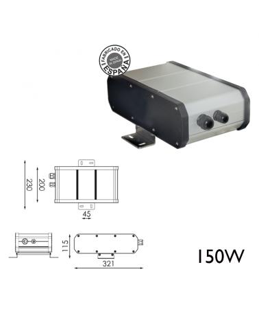 Remote box 150W 120WH DALI