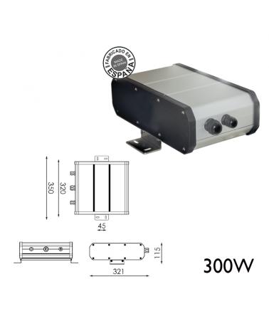 Remote box 300W 120WH DALI
