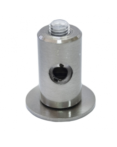 Aislador para cable tubular de metal 25mm