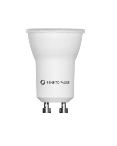 Spot Dicroica 35mm. LED 4W GU10 60°