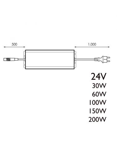 24V power supply