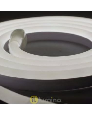 Mini Neon led tube light 50 meter, 120 leds x meter with 6.000 leds waterproof IP65 230V