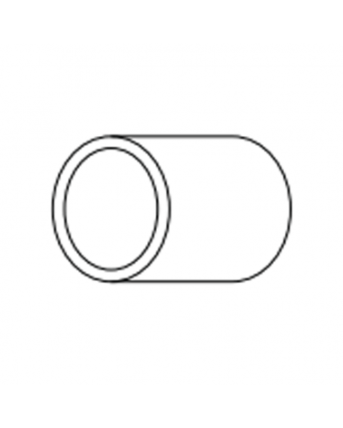 End cap for Mini Neon LED tube